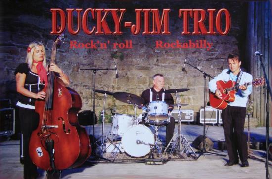 affiche Ducky-Jim Trio