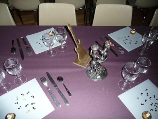 La déco des tables